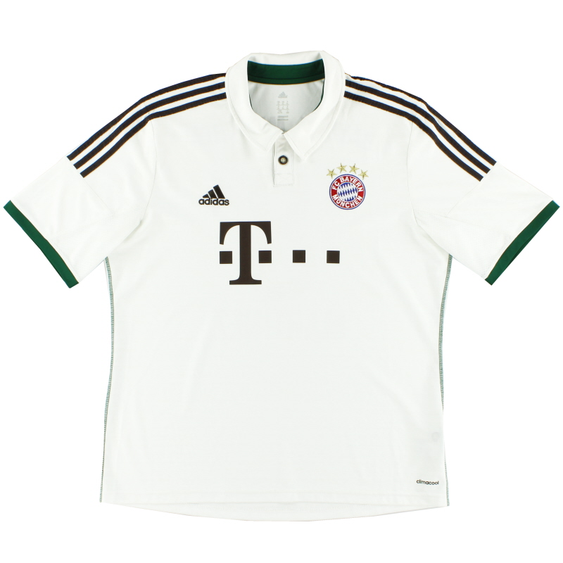2013-14 Bayern Munich Away Shirt *Mint* S - Z25686