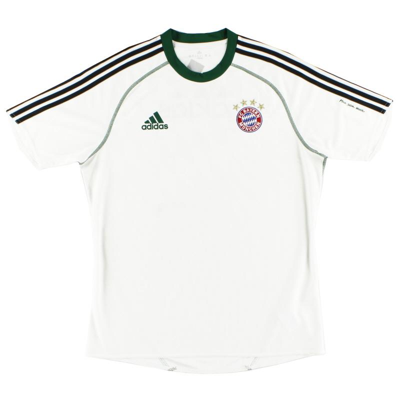 2013-14 Bayern Munich 'Formotion' adidas Training Shirt XL - G73541