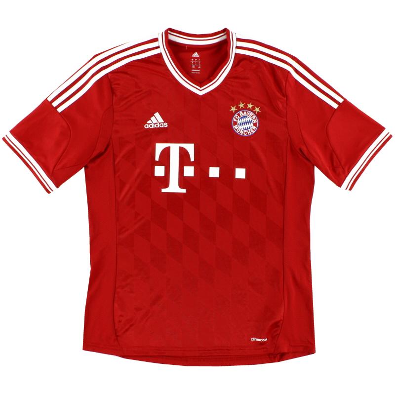 2013-14 Bayern Munich Home Shirt Y - G74178