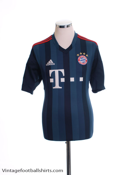 2013-14 Bayern Munich Third Shirt L