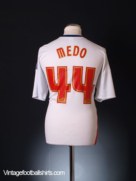2013-14 Bolton Home Shirt Medo #44 L