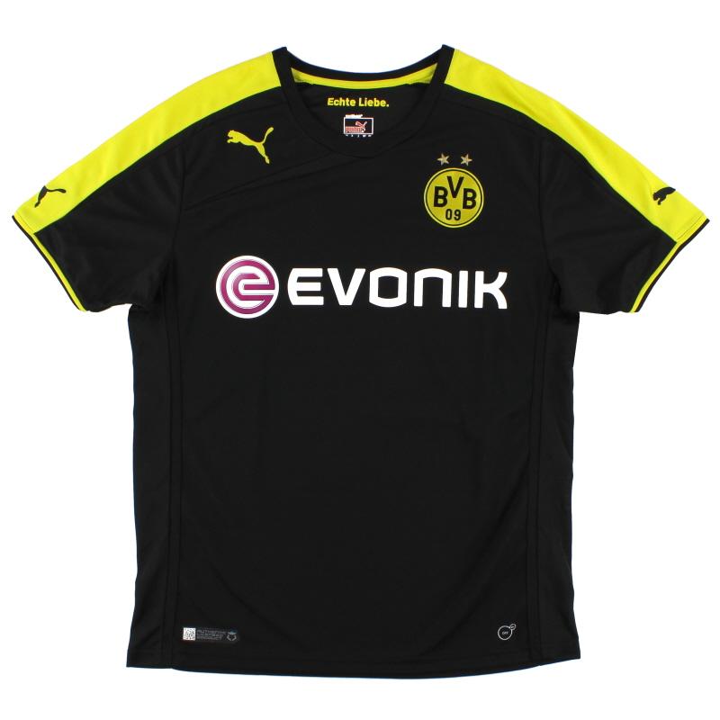 2013-14 Borussia Dortmund Away Shirt L