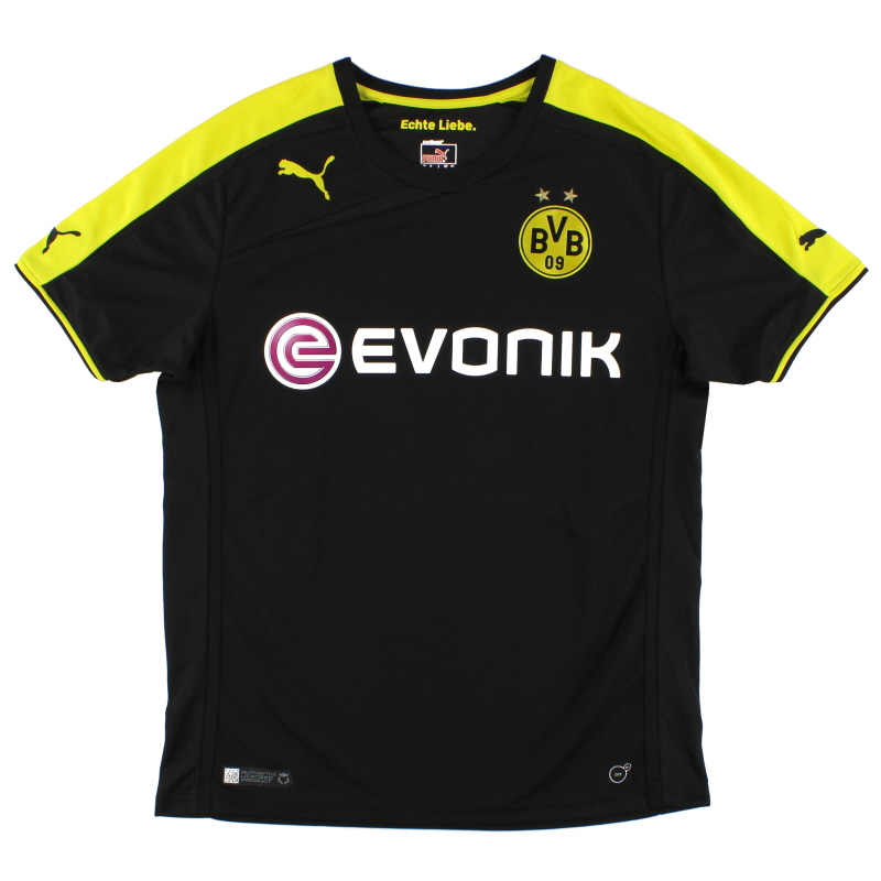 2013-14 Borussia Dortmund Away Shirt S