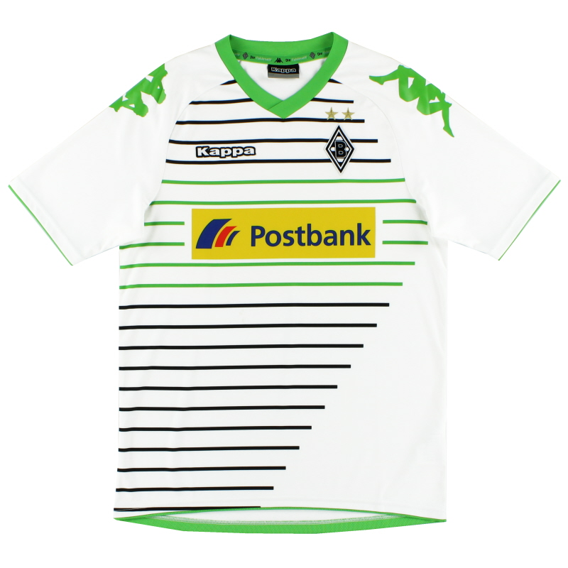 2013-14 Borussia Monchengladbach Kappa Home Shirt *Mint* XL