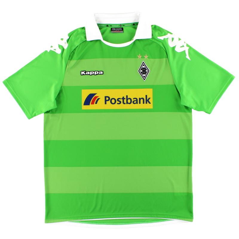 2013-14 Borussia Monchengladbach Kappa Away Shirt *Mint* XL  - 29826