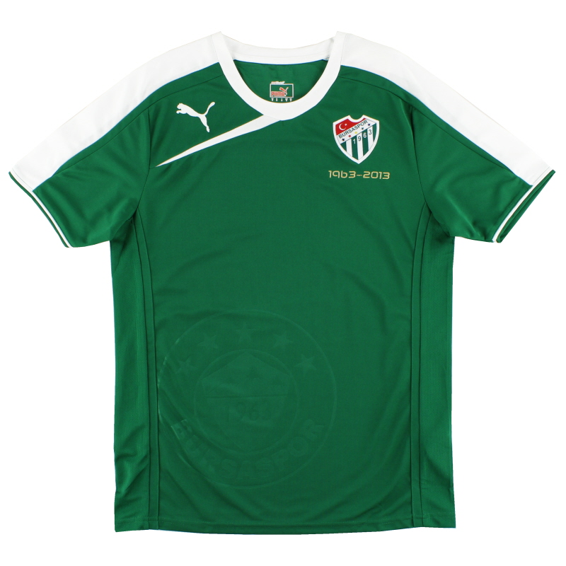2013-14 Bursaspor '50 Year Anniversary' Third Shirt *BNIB*