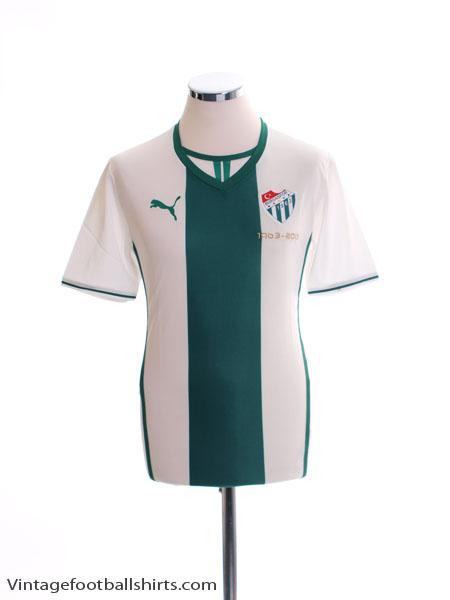 2013-14 Bursaspor '50 Year Anniversary' Away Shirt *BNIB*