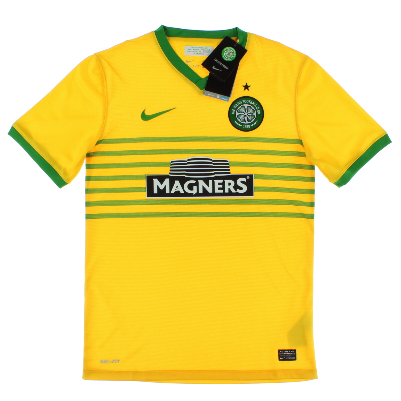 2013-14 Celtic Away Shirt *BNWT* XXL