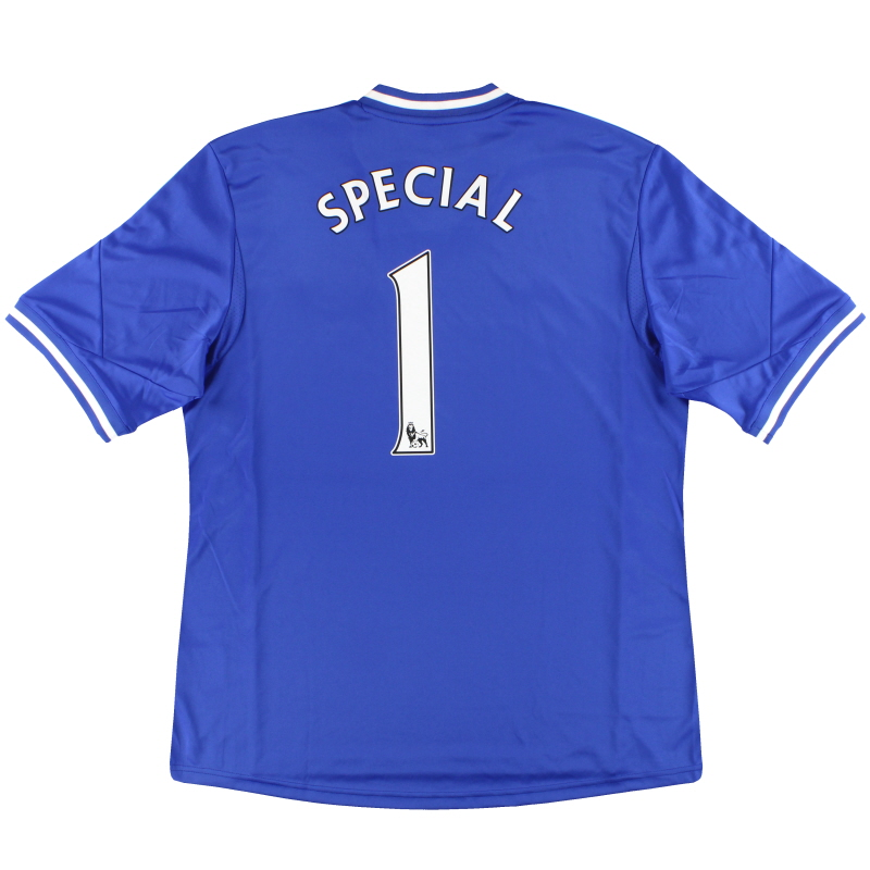 2013-14 Chelsea adidas Home Shirt Special 1 *w/tags* M - G90169