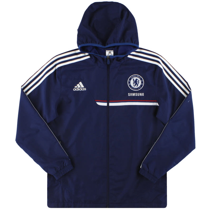 2013-14 Chelsea adidas Presentation Jacket M/L - G89683