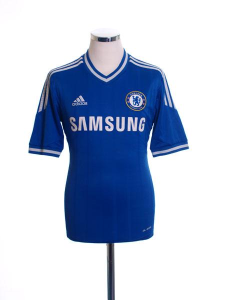 2013-14 Chelsea Home Shirt M - Z27633