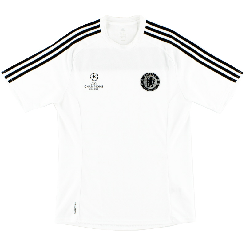2013-14 Chelsea Player Issue Champions League Training Shirt M