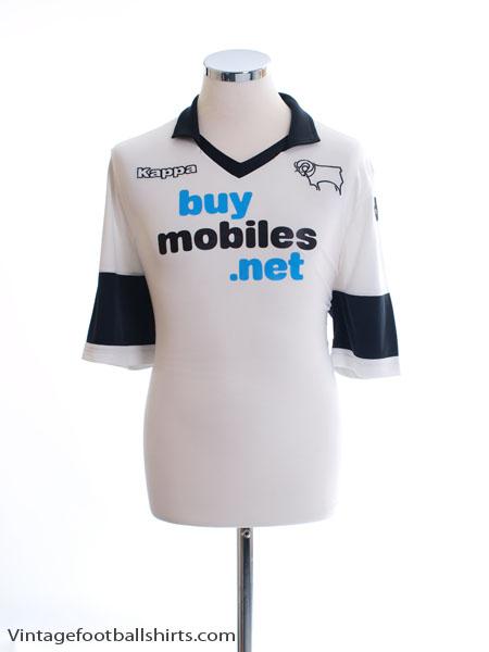 2013-14 Derby County Home Shirt XXL