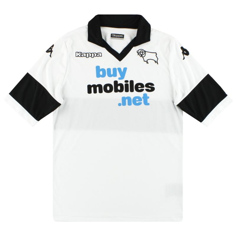 2013-14 Derby County Kappa Home Shirt L