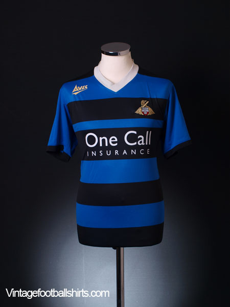 2013-14 Doncaster Rovers Away Shirt S