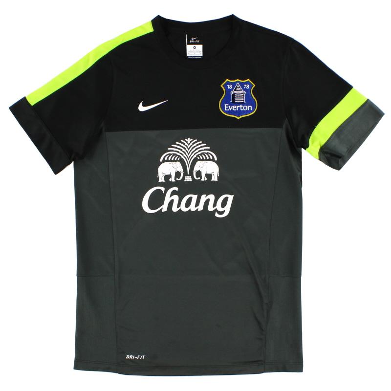 2013-14 Everton Training Shirt M