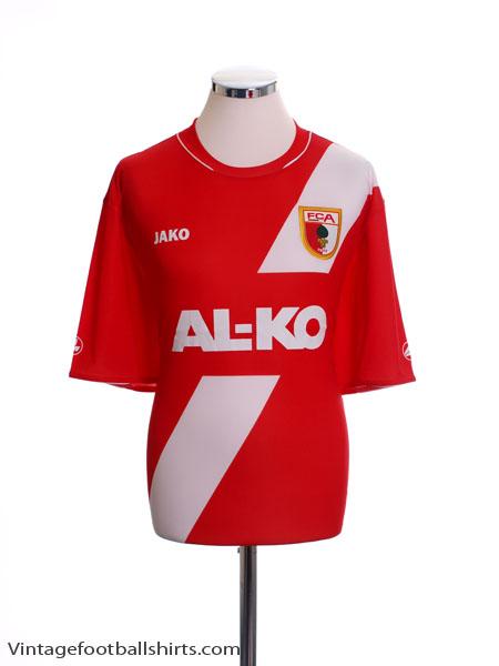 2013-14 FC Augsburg Away Shirt XL