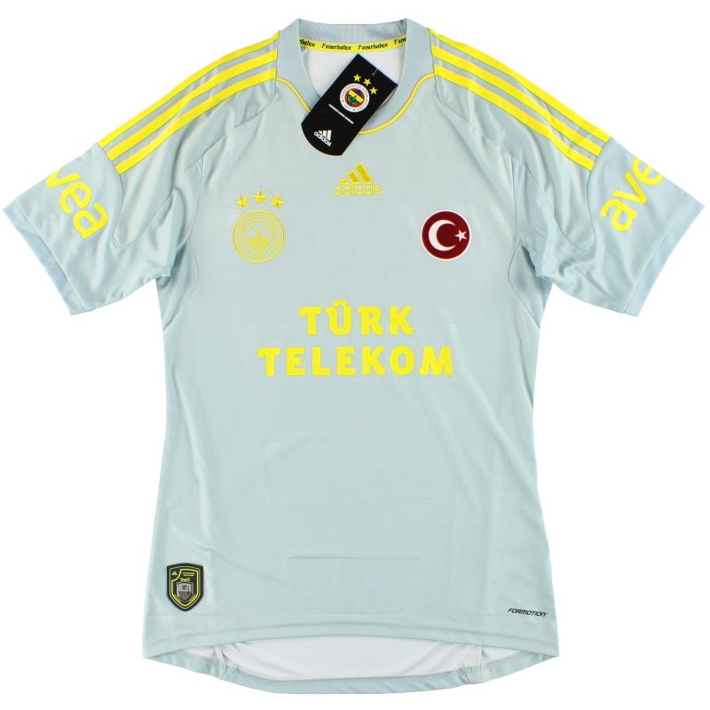 2013-14 Fenerbahce adidas Formotion Goalkeeper Shirt *w/tags* M - D08053