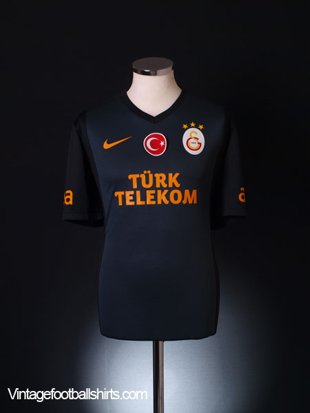 2013-14 Galatasaray Away Shirt L
