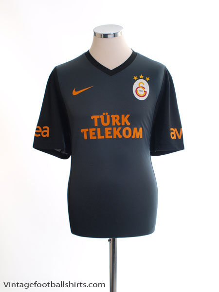 2013-14 Galatasaray Basic Away Shirt *Mint* L