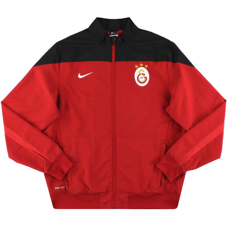 2013-14 Galatasaray Nike Track Jacket *Mint* L - 545092-604