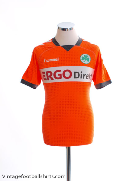 2013-14 Greuther Furth Third Shirt *Mint* S