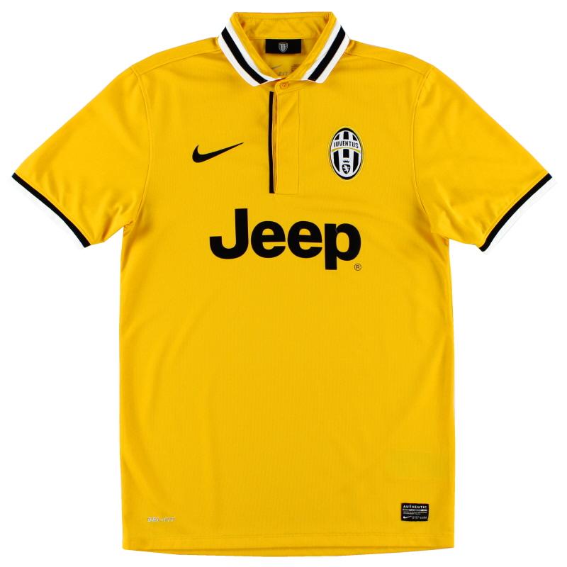 2013-14 Juventus Away Shirt S