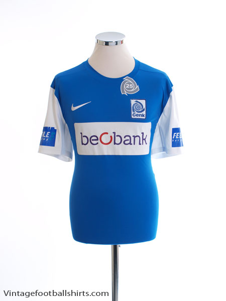 2013-14 KRC Genk '25th Anniversary' Home Shirt L - 448197-463