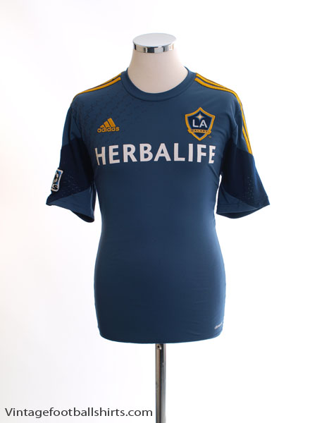2013-14 LA Galaxy Away Shirt M - Z04910