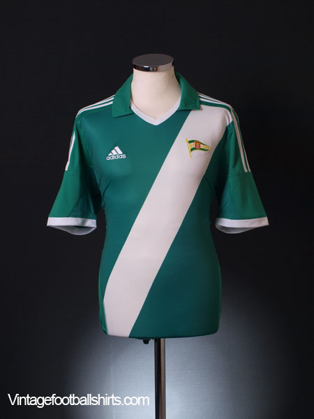 2013-14 Lechia Gdansk Away Shirt *BNIB*
