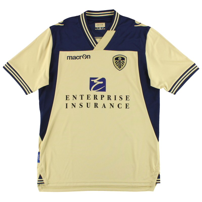 2013-14 Leeds Away Shirt *Mint* M
