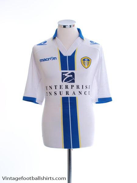 2013-14 Leeds Home Shirt XL