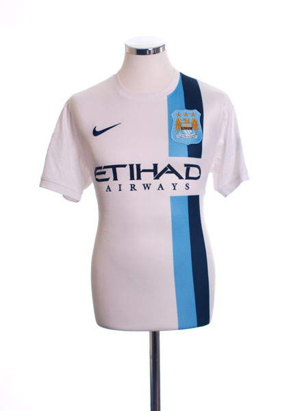 2013-14 Manchester City Third Shirt L