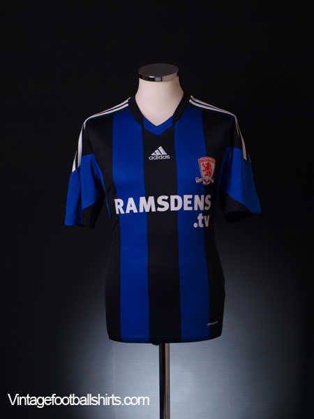 2013-14 Middlesbrough Away Shirt S