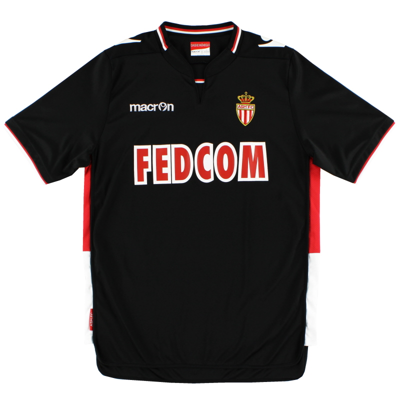 2013-14 Monaco Away Shirt *Mint* L