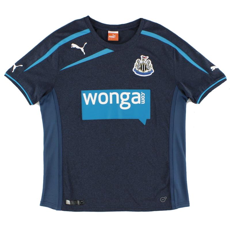 2013-14 Newcastle Away Shirt S