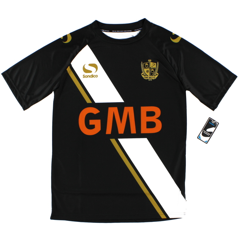2013-14 Port Vale Away Shirt *BNWT*