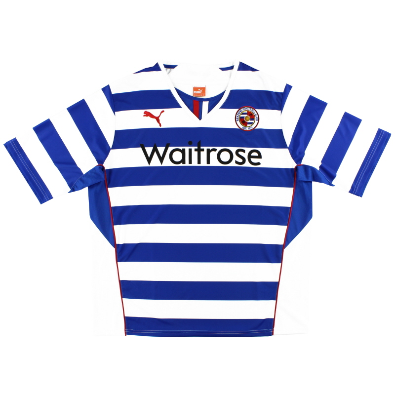 2013-14 Reading Home Shirt *Mint* XXL