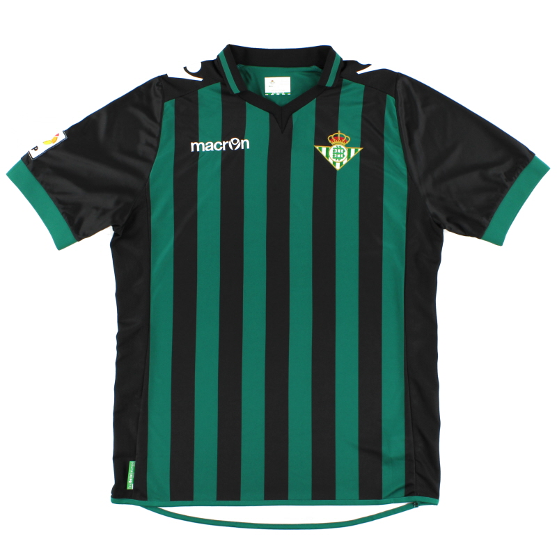 2013-14 Real Betis Away Shirt *Mint* L
