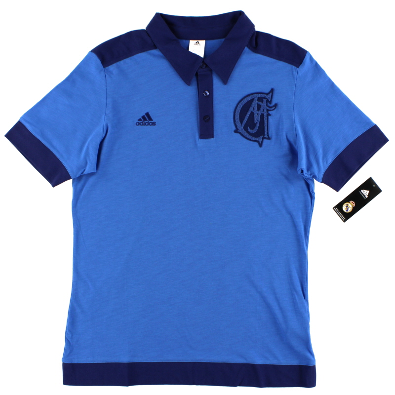 2013-14 Real Madrid adidas Authentic Polo Shirt *BNIB*