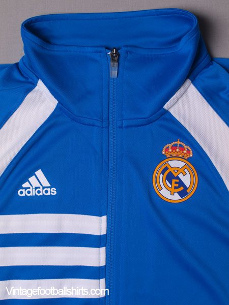 8203281ce2d 2013-14 Real Madrid adidas Zip Training Jacket *BNIB* for sale