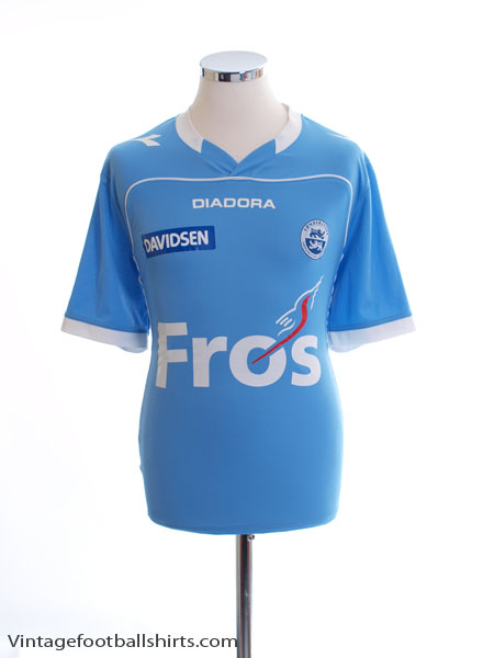 2013-14 SonderjyskE Home Shirt M