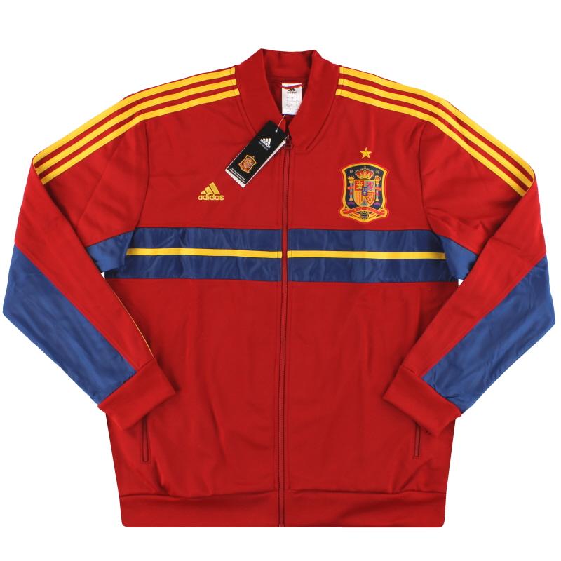 2013-14 Spain adidas Anthem Jacket *BNIB* M - Z40631