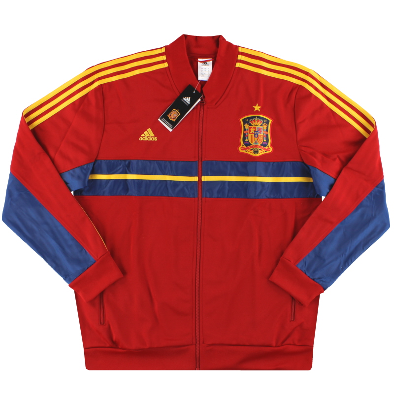 2013-14 Spain adidas Anthem Jacket *BNIB* XL - Z40631
