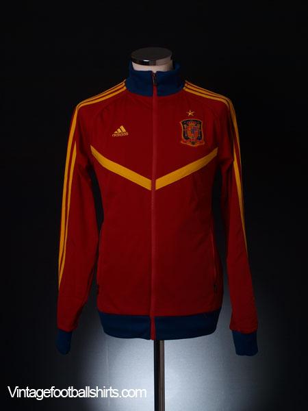 2013-14 Spain adidas Training Jacket *BNIB*