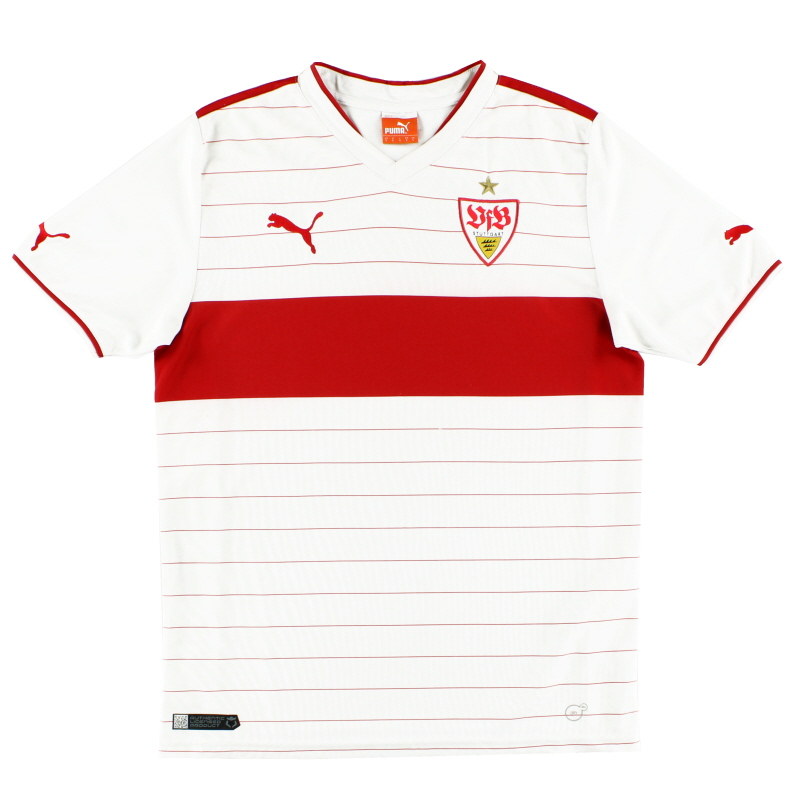 2013-14 Stuttgart Home Shirt S