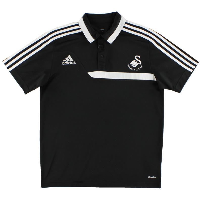 2013-14 Swansea City Polo Shirt L