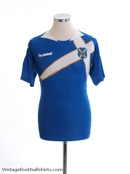 2013-14 Tenerife Away Shirt M