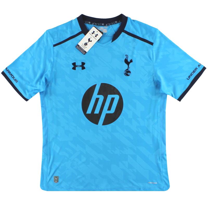2013-14 Tottenham Under Armour Away Shirt *BNIB* XL - 1238476