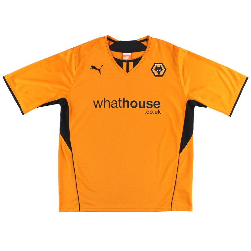 2013-14 Wolves Home Shirt XL